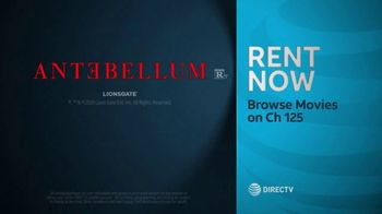 DIRECTV Cinema TV Spot, 'Antebellum' - Thumbnail 10
