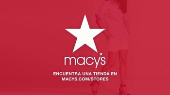 Macy's Venta de Un Día TV Spot, 'Juegos de cama, edredón y Martha Stewart' [Spanish] - Thumbnail 5