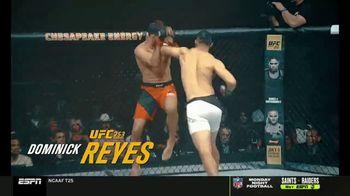 ESPN+ TV Spot, 'UFC 253: Adesanya vs. Costa' - 284 commercial airings