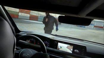 Kia K5 TV Spot, 'Flat Spin Stunt' [T1]