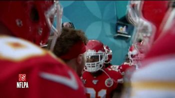 Bose QuietComfort Noise Cancelling Earbuds TV Spot, 'NFL: Patrick Mahomes'