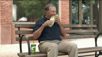 Subway TV Spot, 'Footlong Season: Joy of Belichick' Featuring Bill Belichick - Thumbnail 2