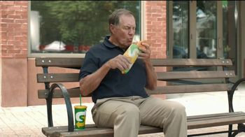 Subway TV Spot, 'Footlong Season: Joy of Belichick' Featuring Bill Belichick - Thumbnail 3