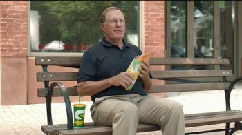 Subway TV Spot, 'Footlong Season: Joy of Belichick' Featuring Bill Belichick