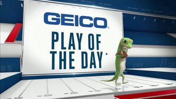 GEICO TV Spot, 'Play of the Day: Raheem Mostert' - Thumbnail 1