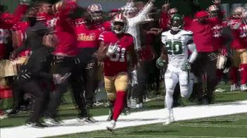 GEICO TV Spot, 'Play of the Day: Raheem Mostert' - Thumbnail 5