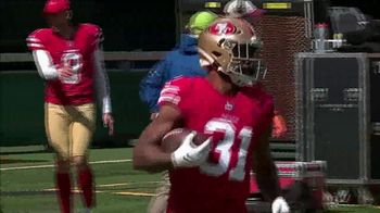 GEICO TV Spot, 'Play of the Day: Raheem Mostert' - Thumbnail 6