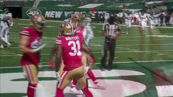 GEICO TV Spot, 'Play of the Day: Raheem Mostert' - Thumbnail 7