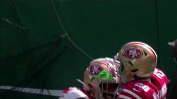 GEICO TV Spot, 'Play of the Day: Raheem Mostert' - Thumbnail 8