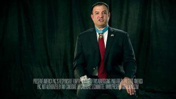 Preserve America PAC TV Spot, 'Leroy Petry: 40 Years' - Thumbnail 9