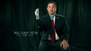 Preserve America PAC TV Spot, 'Leroy Petry: 40 Years'