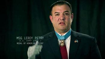 Preserve America PAC TV Spot, 'Leroy Petry: 40 Years' - Thumbnail 3