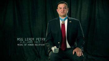 Preserve America PAC TV Spot, 'Leroy Petry: 40 Years' - Thumbnail 4