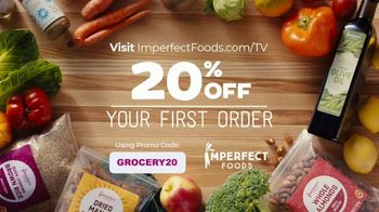 Imperfect Foods TV Spot, 'Wanna Know: 20% Off' - Thumbnail 10