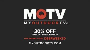 My Outdoor TV TV Spot, 'Deer Week: Giant Savings' - Thumbnail 7