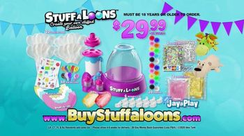 Stuffaloons TV Spot, 'Inflate and Create' - Thumbnail 10