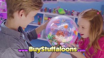 Stuffaloons TV Spot, 'Inflate and Create' - Thumbnail 5
