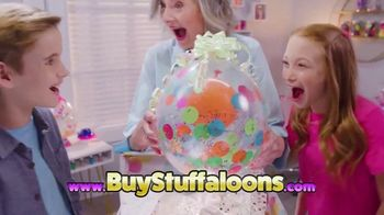 Stuffaloons TV Spot, 'Inflate and Create' - Thumbnail 6