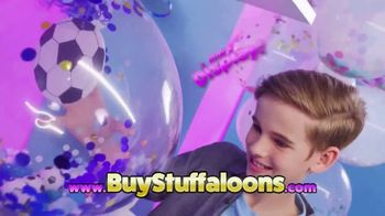 Stuffaloons TV Spot, 'Inflate and Create' - Thumbnail 7