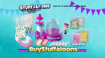 Stuffaloons TV Spot, 'Inflate and Create' - Thumbnail 8