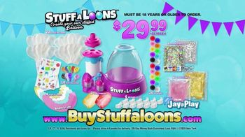 Stuffaloons TV Spot, 'Inflate and Create' - Thumbnail 9