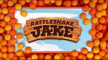 Rattlesnake Jake TV Spot, 'The Buzz: Go for the Gold' - 21 commercial airings