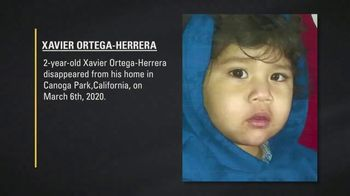 National Center for Missing & Exploited Children TV Spot, 'Xavier Ortega-Herrera' - Thumbnail 1