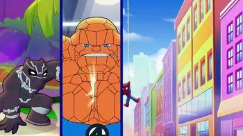 DisneyNOW TV Spot, 'Marvel Super Hero Adventures' - Thumbnail 6