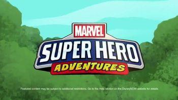 DisneyNOW TV Spot, 'Marvel Super Hero Adventures' - Thumbnail 9