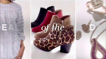 Macy's One Day Sale TV Spot, 'Women's Shoes, Apparel, EFFY Jewelry' - Thumbnail 2