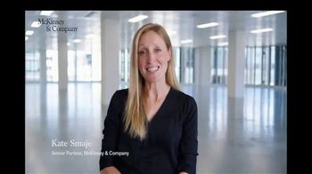 McKinsey & Company TV Spot, 'Six Companies: Using Technology and Data to Transform Themselves'