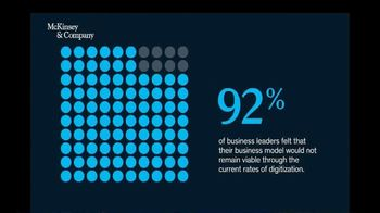 McKinsey & Company TV Spot, 'Six Companies: Using Technology and Data to Transform Themselves' - Thumbnail 5