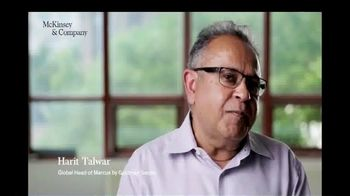 McKinsey & Company TV Spot, 'Six Companies: Using Technology and Data to Transform Themselves' - Thumbnail 6