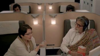 Bikaji TV Spot, 'Amitji Loves Bikaji: Yeh BYOB kya hai?' Featuring Amitabh Bachchan - Thumbnail 4