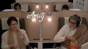 Bikaji TV Spot, 'Amitji Loves Bikaji: Yeh BYOB kya hai?' Featuring Amitabh Bachchan - Thumbnail 8