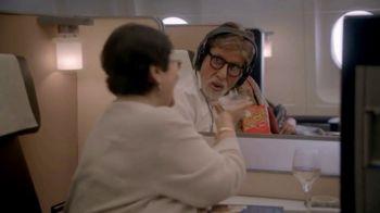 Bikaji TV Spot, 'Amitji Loves Bikaji: Yeh BYOB kya hai?' Featuring Amitabh Bachchan - 20 commercial airings