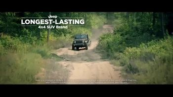 Jeep Adventure Days TV Spot, 'Forge Freedom' [T2]