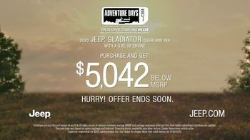 Jeep Adventure Days TV Spot, 'Forge Freedom' [T2] - Thumbnail 7