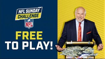 FOX Sports Super 6 NFL Sunday Challenge TV Spot, 'Win Terry's Money: $250,000'
