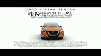 2020 Nissan Sentra TV Spot, 'Refuse to Compromise: Boxing' [T2] - Thumbnail 9
