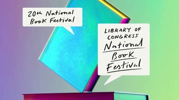 The Library of Congress TV Spot, '2020 National Book Festival'