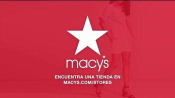 Macy's Venta de Un Día TV Spot, 'Zapatos, ropa y diamantes' [Spanish] - Thumbnail 5