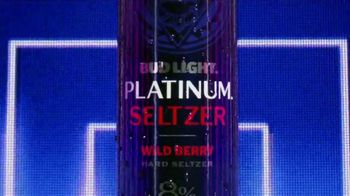 Bud Light Platinum Seltzer TV Spot, 'Made for the Night' Song by James Lindsey - Thumbnail 1