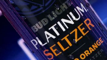 Bud Light Platinum Seltzer TV Spot, 'Made for the Night' Song by James Lindsey - Thumbnail 3
