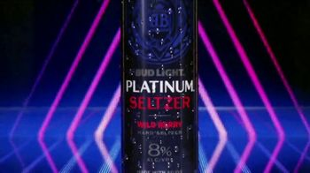Bud Light Platinum Seltzer TV Spot, 'Made for the Night' Song by James Lindsey - Thumbnail 5