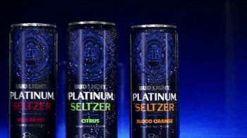 Bud Light Platinum Seltzer TV Spot, 'Made for the Night' Song by James Lindsey - Thumbnail 7