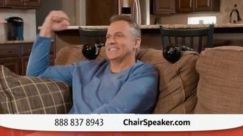 Chair Speaker TV Spot, 'Next to You' - Thumbnail 3