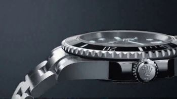 Rolex Oyster Perpetual Submariner TV Spot, 'New' - Thumbnail 3