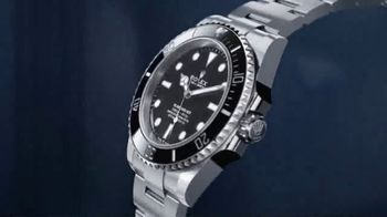 Rolex Oyster Perpetual Submariner TV Spot, 'New' - Thumbnail 5