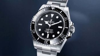 Rolex Oyster Perpetual Submariner TV Spot, 'New'